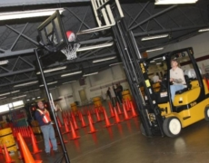 Forklift Rodeos – More Than You Think….They Are Good ROI