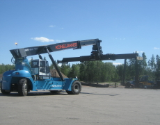 Who Is in the Forklift Industry